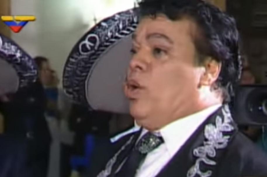 Juan Gabriel le canta a Maduro YouTube
