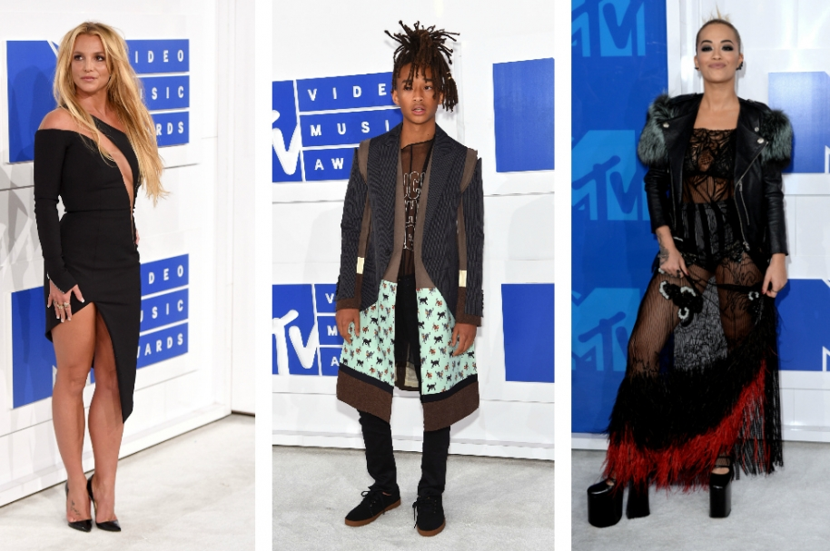 Famosos en los MTV Video Music Awards