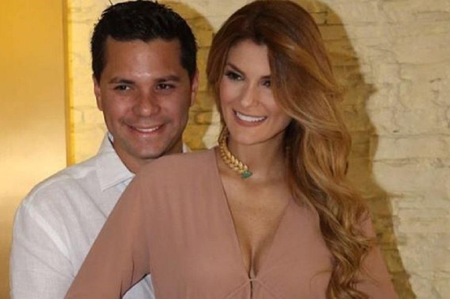 Siad Char y Juan Carlos Vélez baby shower 1