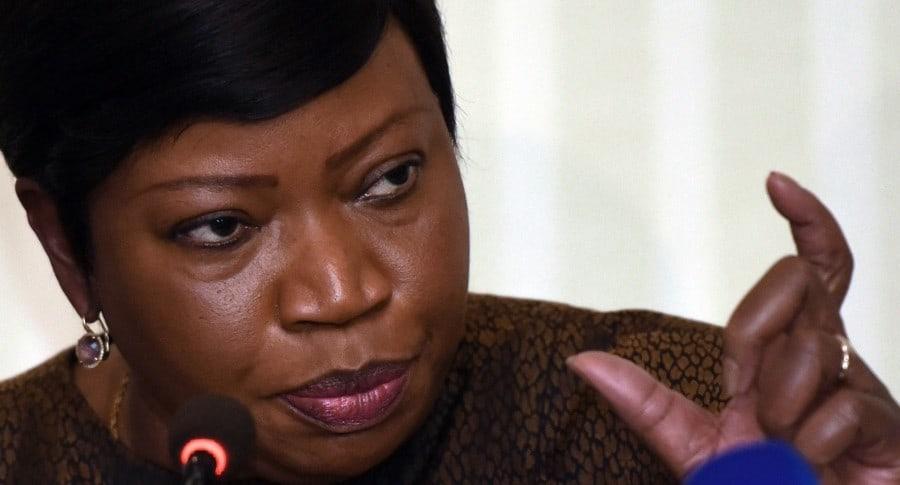 Fatou Bensouda, fiscal de la CPI