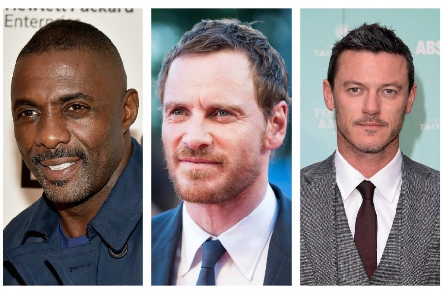 Idris Elba, Michael Fassbender y Luke Evans