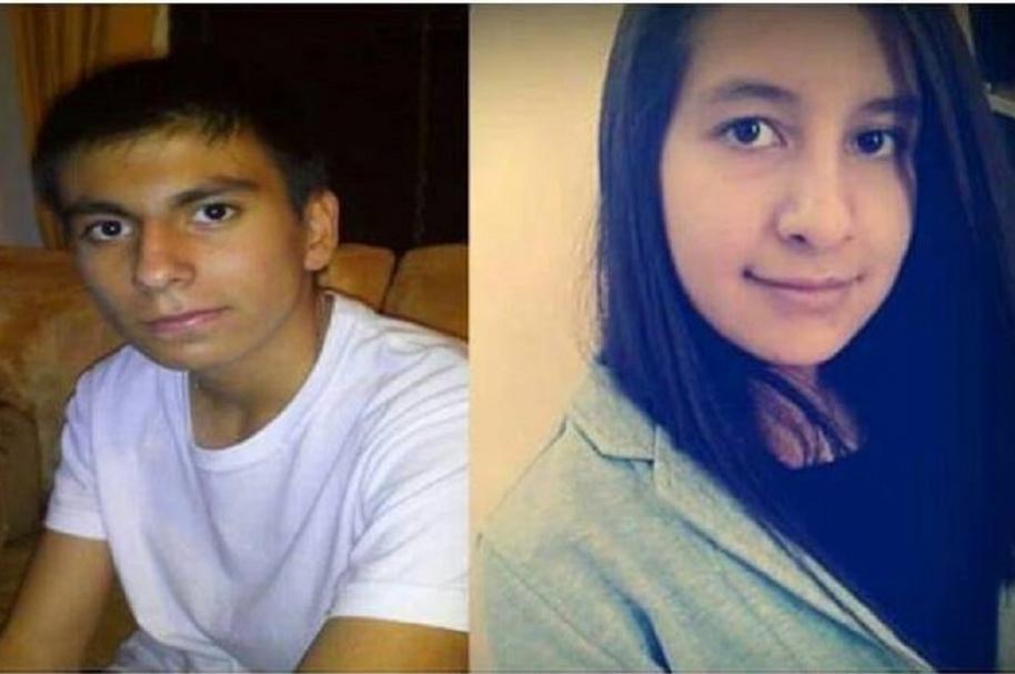 Menores desaparecidos