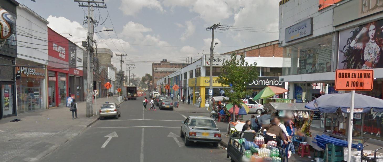 Outlet Américas