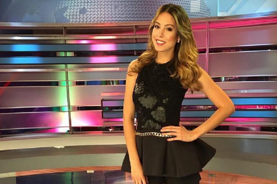 Daniela Vega, presentadora de 'Show Caracol'