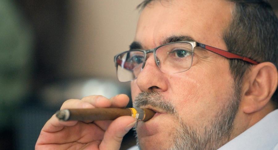 Rodrigo Londoño 'Timochenko'