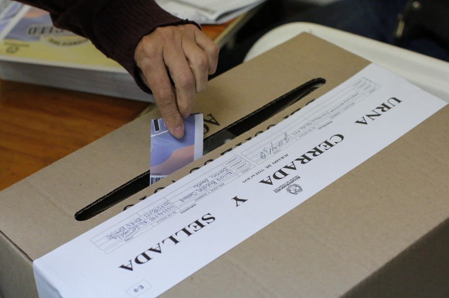 Elecciones plebiscito 2016