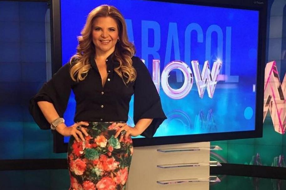 Diva Jessurum, presentadora de 'Sow Caracol'