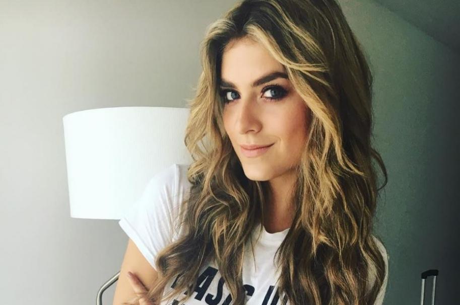 La presentadora Laura Tobón.