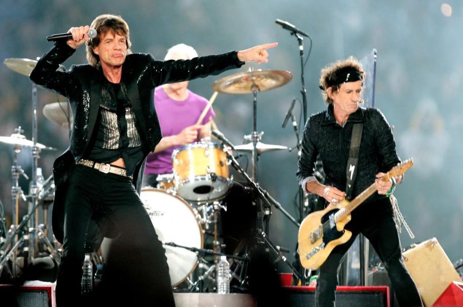 Lo Rolling Stones