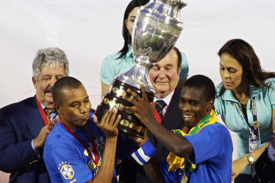 Copa America 2007 AFP