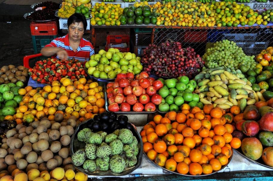Mercado en Colombia