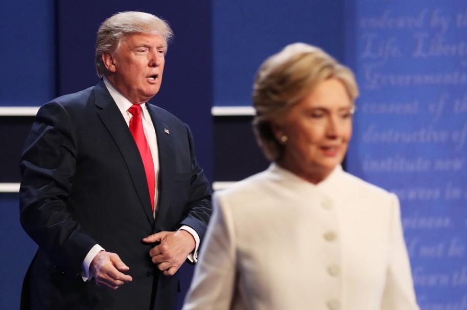 Trump en debate