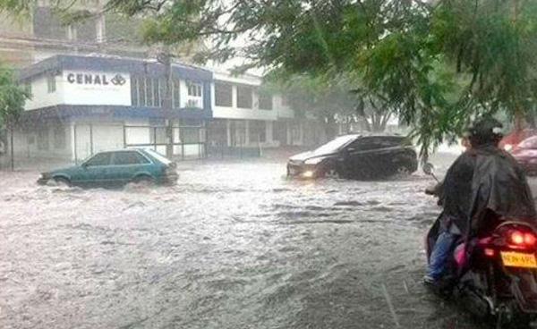 Invierno en Chocó
