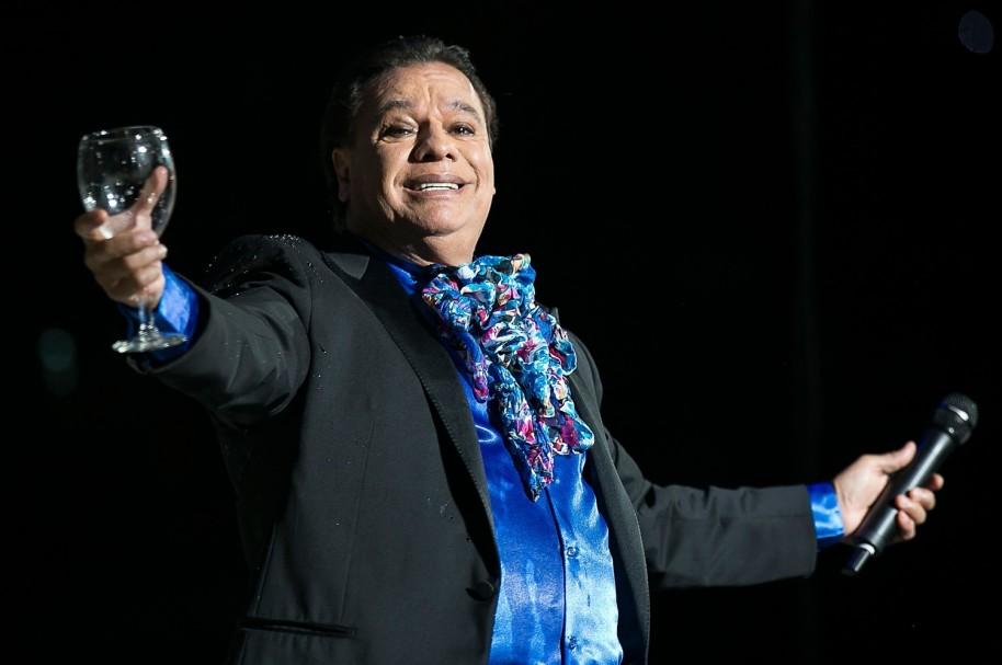 Juan Gabriel, cantante mexicano fallecido en 2016.