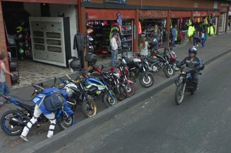 Delito de venta y compra de motopartes robadas