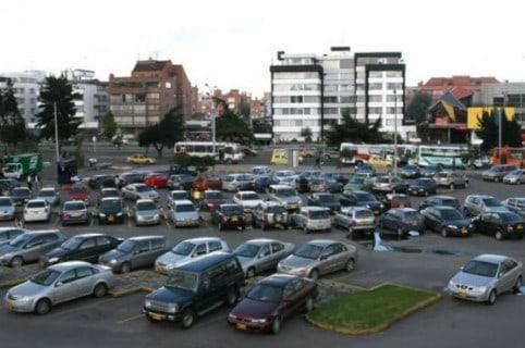 Parqueaderos Bogotá