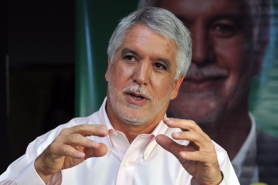 Enrique Peñalosa, alcalde Bogotá