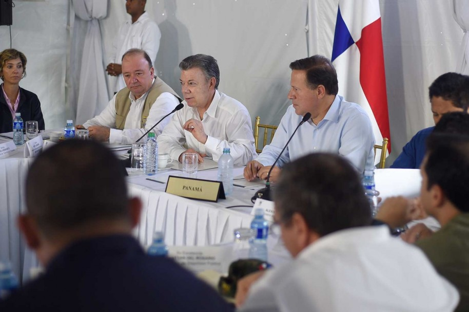 Santos en Panamá