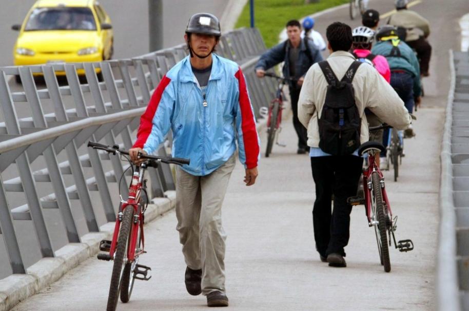 Incentivos por uso de bicicleta
