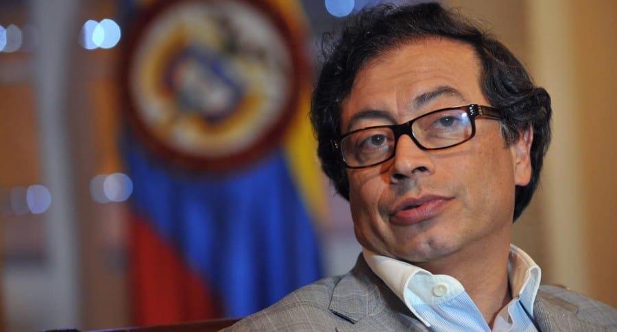 Gustavo Petro, exalcalde de Bogotá