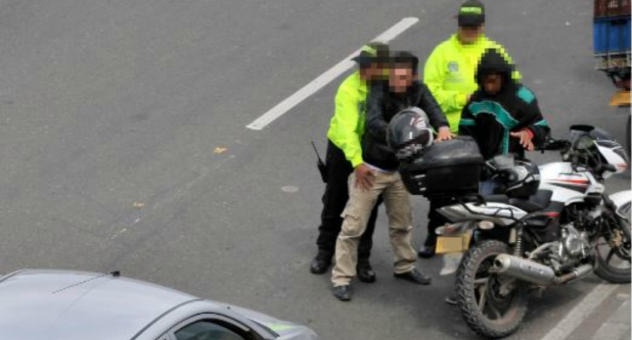 Operativos contra motociclistas