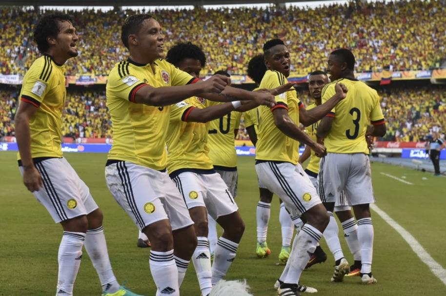 Seleccion Colombia AFP