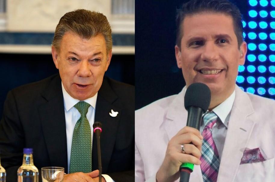 Ataques de Miguel Arrázola al presidente Santos