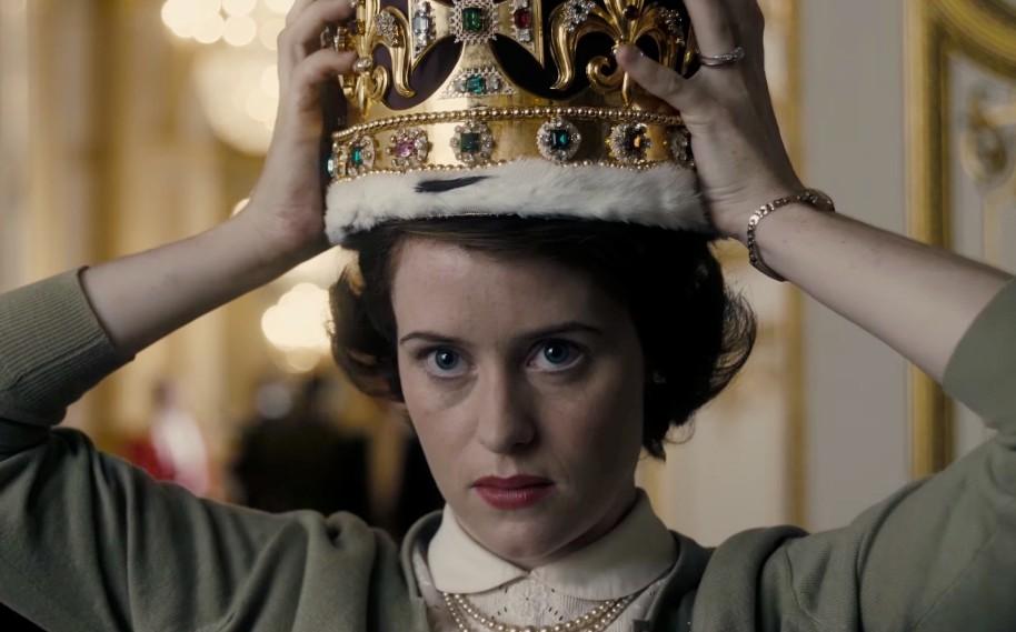 'The Crown' Netflix.