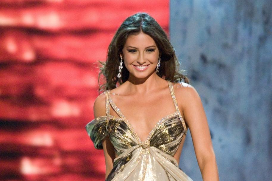 Taliana Vargas, actriz, presentadora y exvirreina universal.