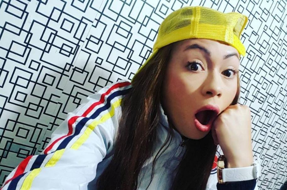 Daneidy Barrera, más conocida como 'Epa Colombia' o 'Chamita Cheer'.