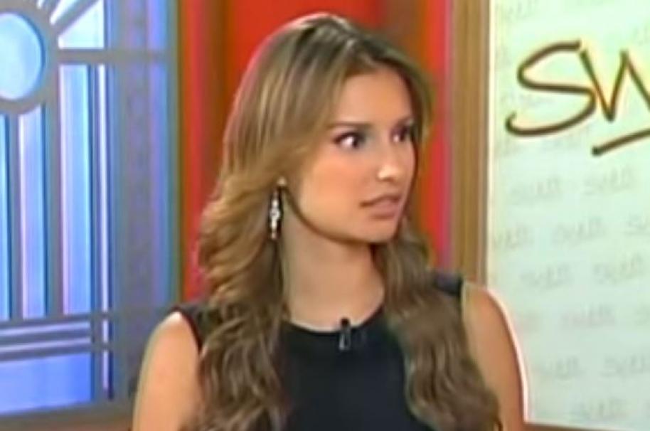 María Clara Rodríguez, expresentadora de CM& y de 'Sweet, el dulce sabor del chisme'.