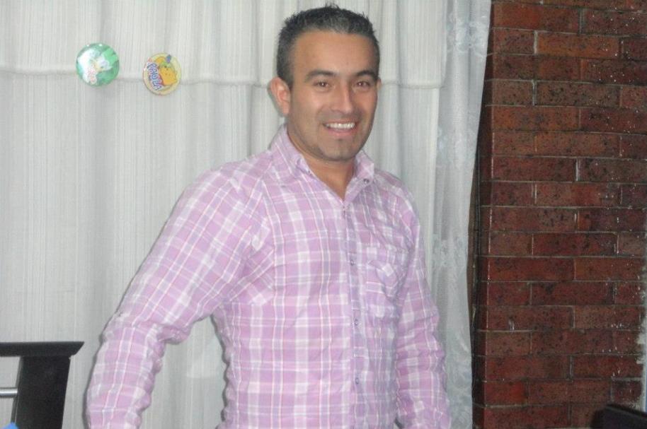 Jhon Mauricio Rosas, víctima fatal