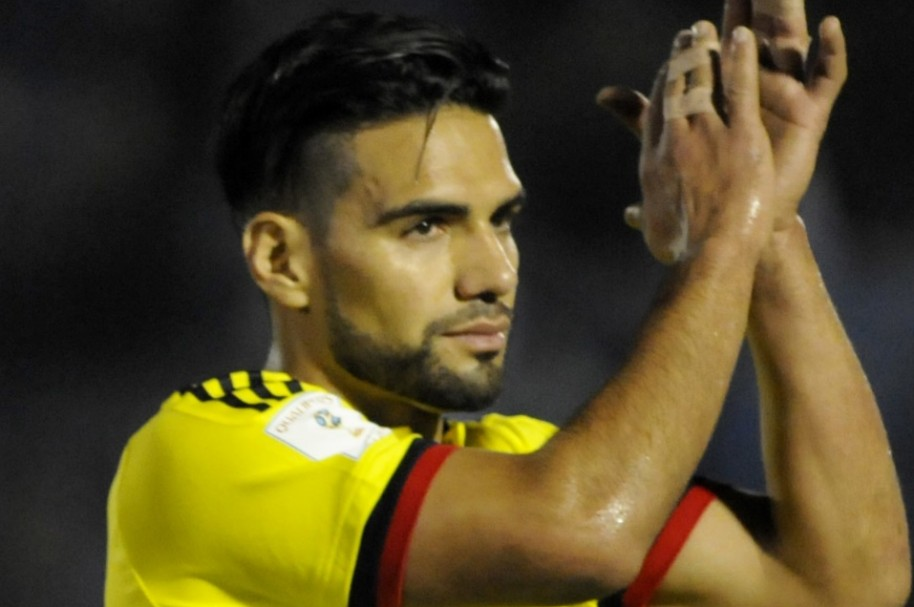 Falcao Colombia Getty