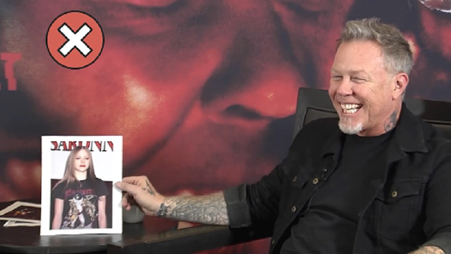James Hetfield