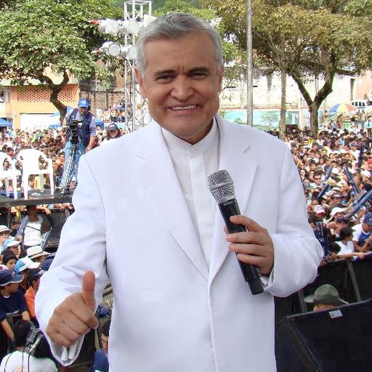 Jorge Barón.