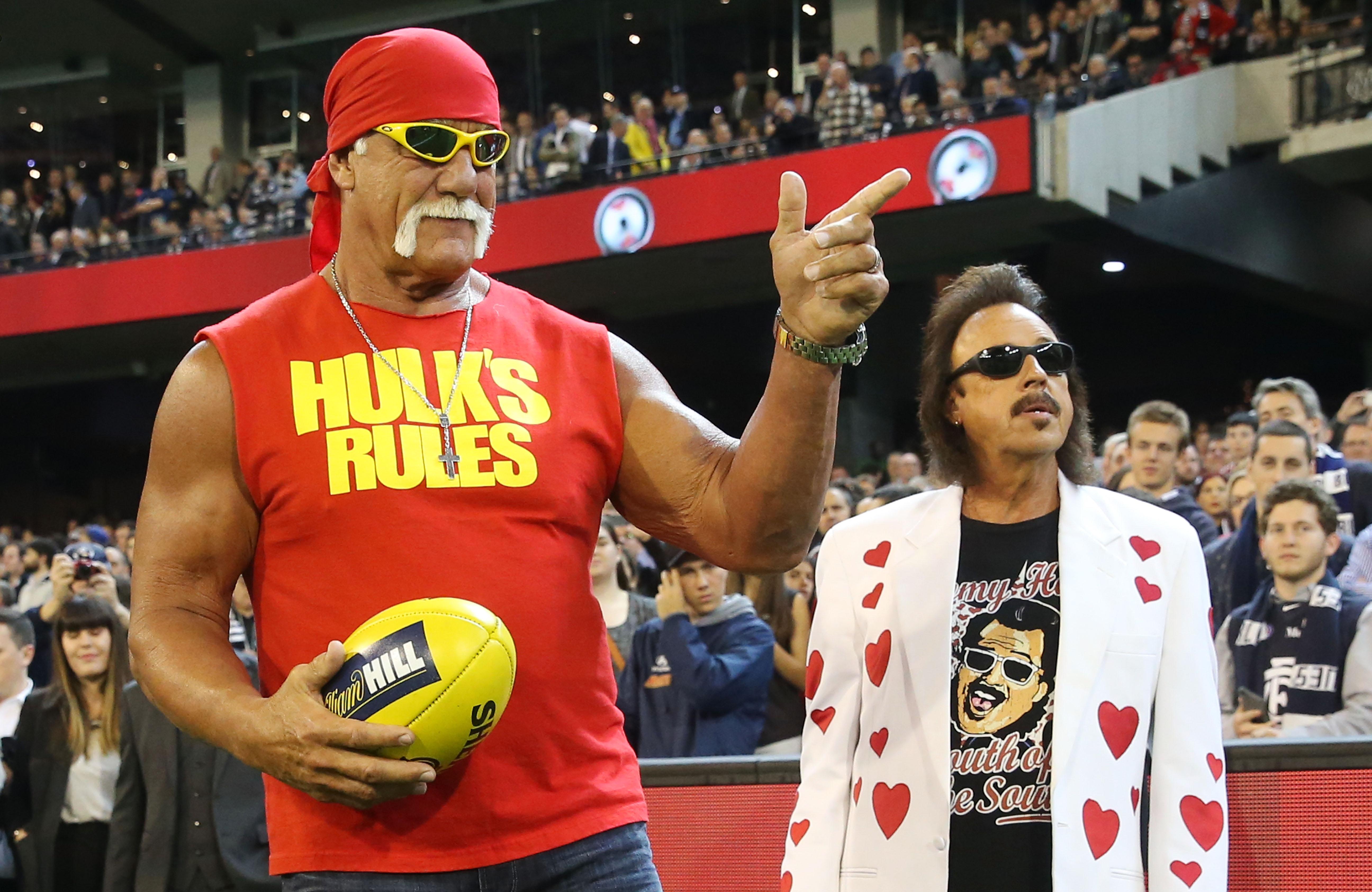 Hulk Hogan, en Australia