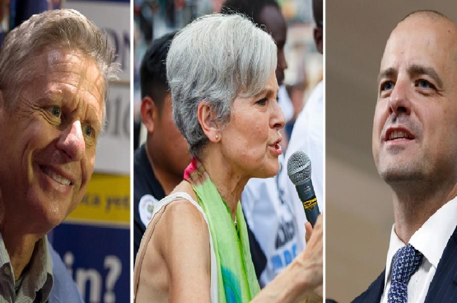 Otros candidatos presidencia