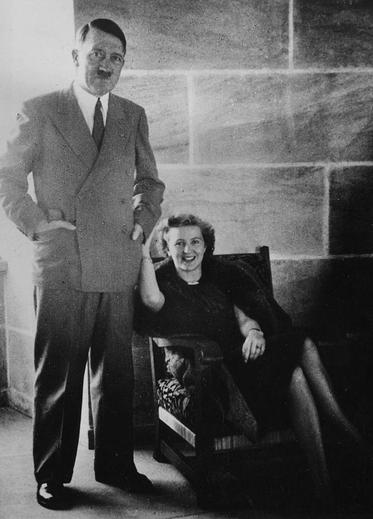 Adolf y Eva