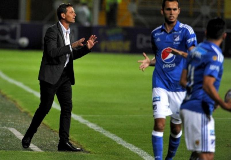Diego Coca, DT de Millonarios