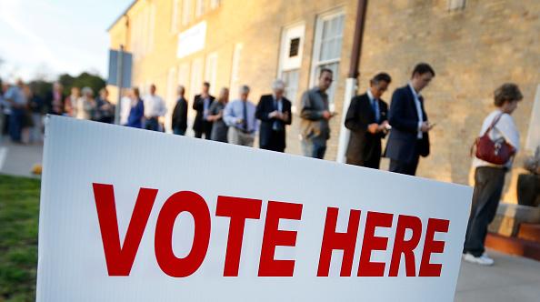 Votaciones en EE.UU.