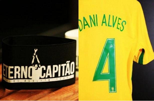 Homenaje Dani Alves