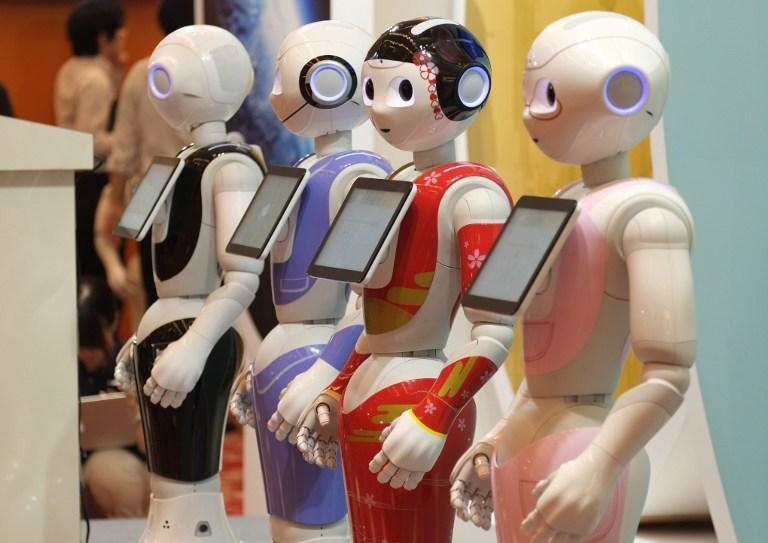 JAPAN-TECHNOLOGY-COMPANY-SOFTBANK