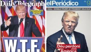 Daily Telegraph y El Periodico