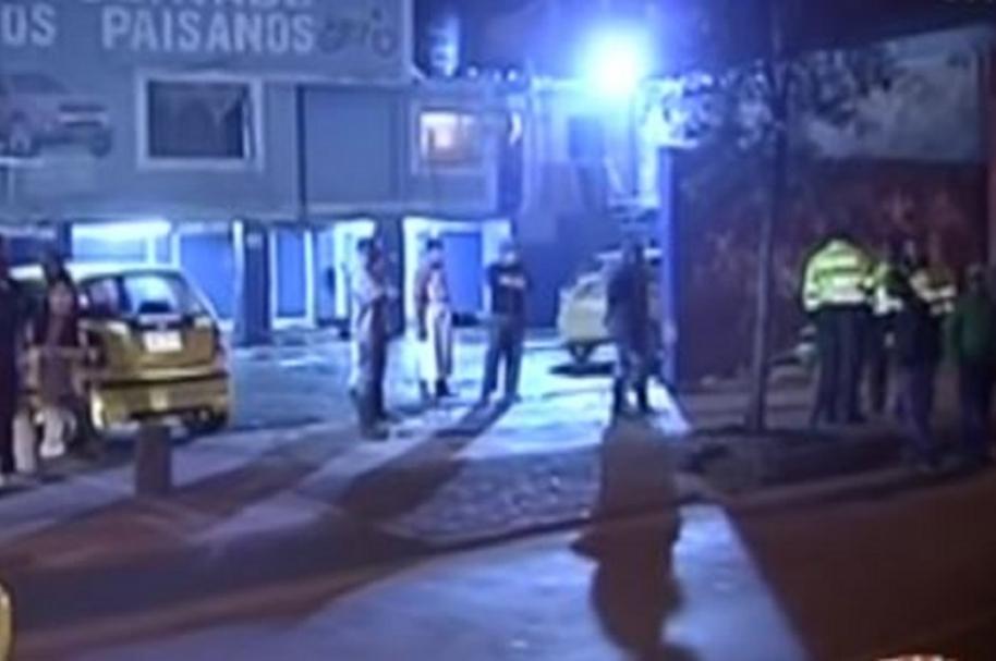 Asesinados tres taxistas en Bogotá