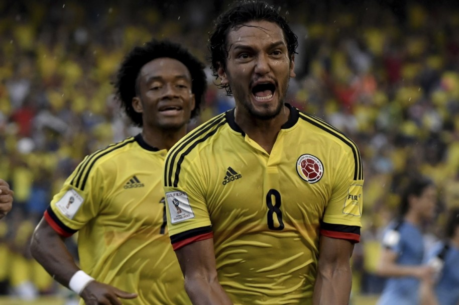 Colombia gol Getty