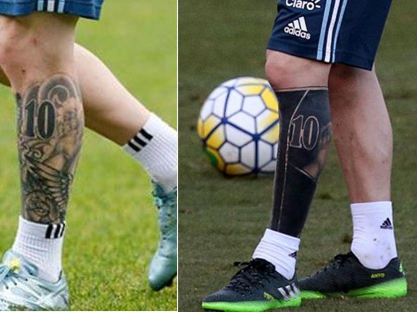 Messi Puso En Riesgo Su Cuerpo Con Su Nuevo Tatuaje