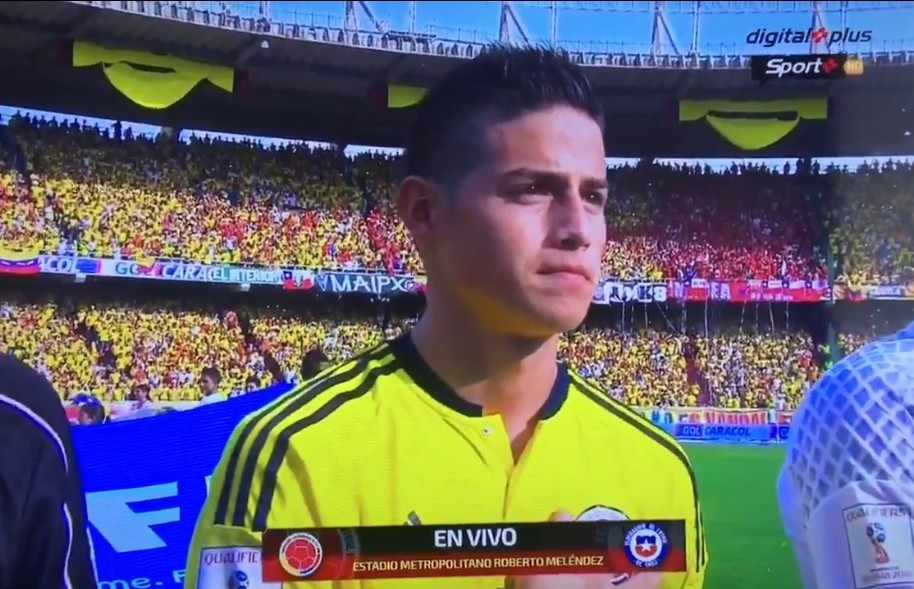 himno Colombia Chile