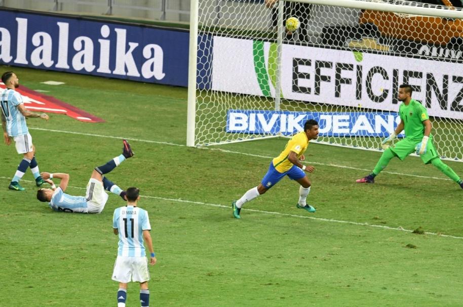 Brasil Argentina AFP