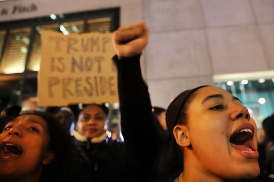 No paran las protestas