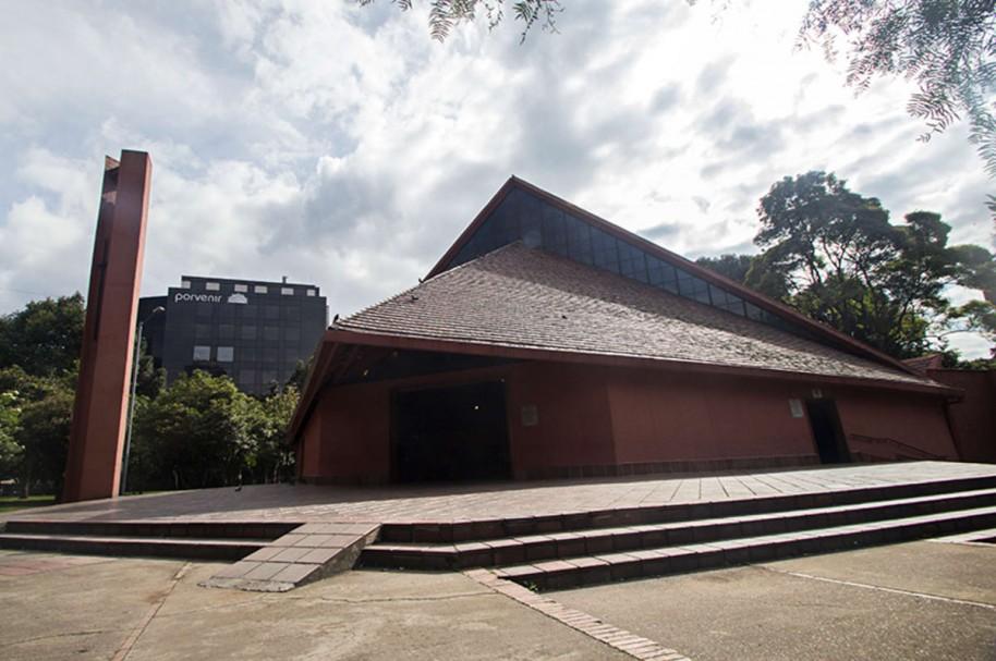 Iglesia La Inmaculada Concepción, sede del asalto masivo